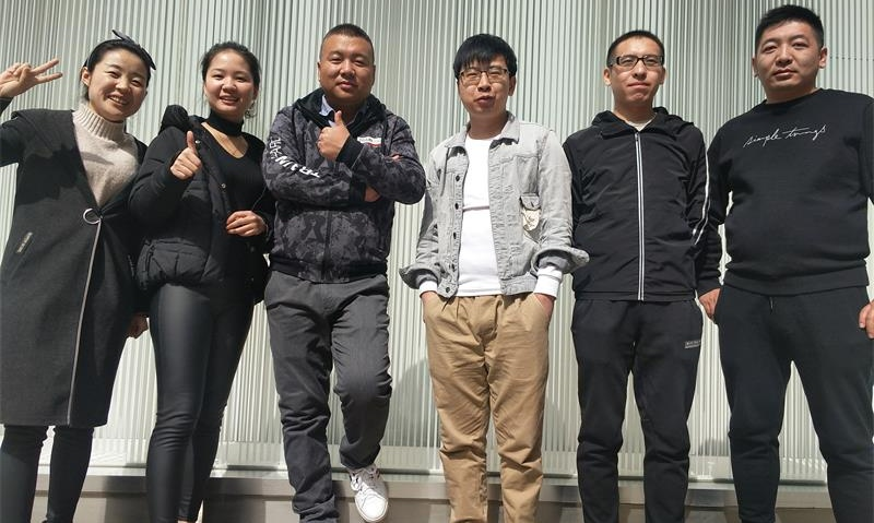 2019.03期定制家具设计师部分学员