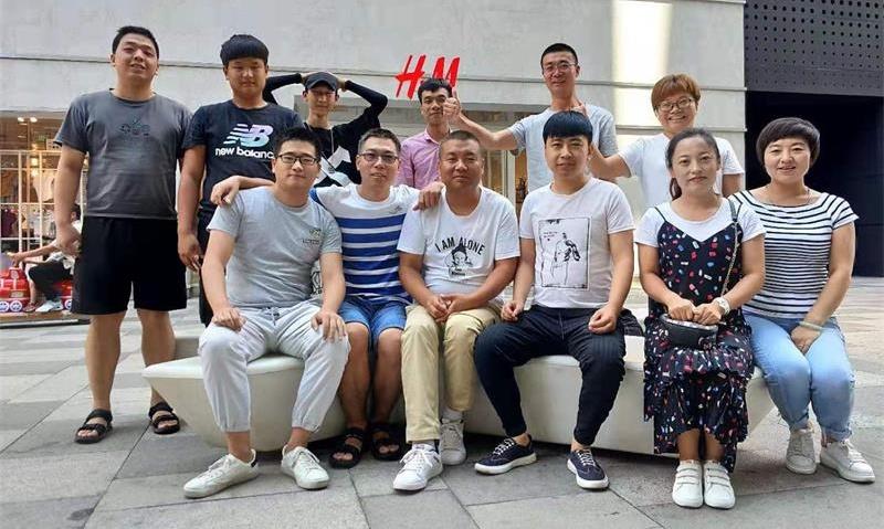 2019.08期定制家具设计师毕业学员