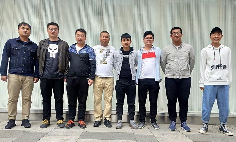 2019.09期定制家具设计师毕业学员